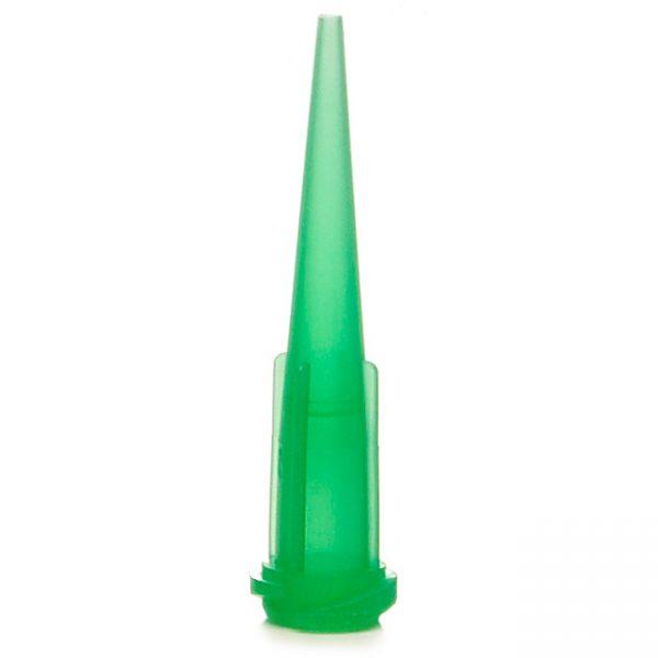 "Taper Tip 18 G X 1 1/4"" - Green"